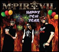 Heavy New Year from M-PIRE of EVIL