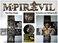 M-PIRE of EVIL - Demone/Taking It All